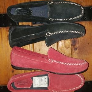 Rockport Suede Loafers